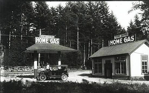 Home Gas